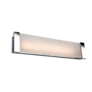 Bargain Arcadius 1-Light LED Bath Bar By Orren Ellis