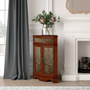Farnham Corner 2 Door Cabinet by Astoria Grand