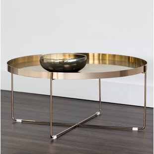 Chelsea Coffee Table with Tray Top