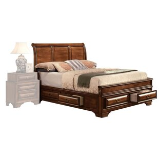Canora Grey Pena Storage Sleigh Bed