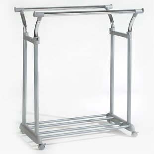 Merida 84cm Wide Clothes Rack By Symple Stuff
