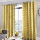 tedesco-eyelet-curtains-blackout-thermal-curtains-set-of-2
