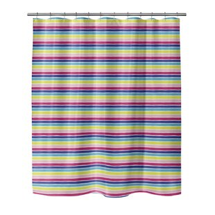 Dillion Single Shower Curtain