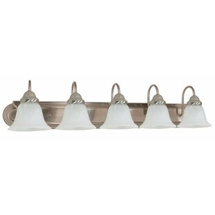 Charlton Home Winfield 5-Light Vanity Light