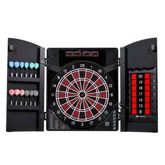 E750ARA Arachnid Cricket Pro 750 Electronic Dartboard  darts tips
