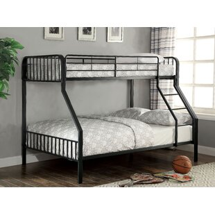 Taniya Twin Over Full Bunk Bed