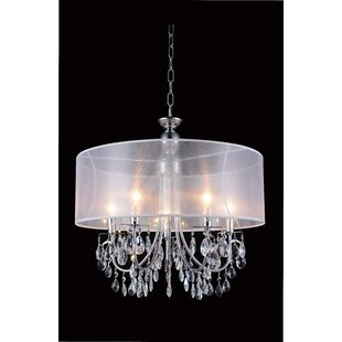 CWI Lighting 5-Light Pendant