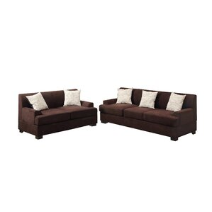 Veedersburg 2 Piece Living Room Set by Andover Mills