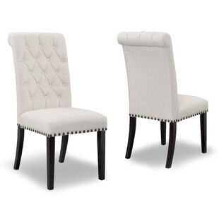 Cheston Upholstered Dining Chair (Set of ..