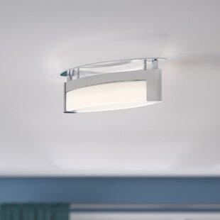 Zipcode Design Lora LED Flush Mount