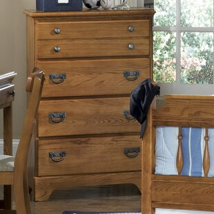 Creek Side 4 Drawer Chest