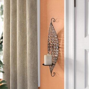 Decorative Metal Sconce