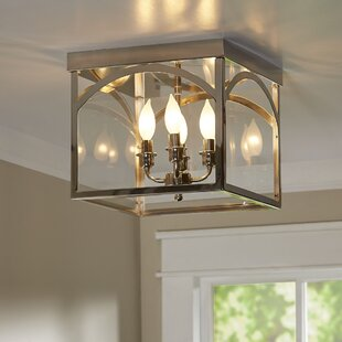Mount Airy 4-Light Flush Mount by Laurel Foundry Modern Farmhouse