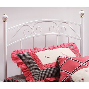 Emily Wrought Iron Headboard by Hillsdale Furniture