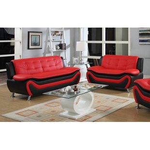 Roselia 2 Piece Living Room Set by PDAE Inc.