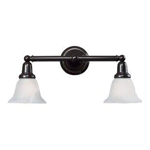 Winston Porter Gailey 2-Light Vanity Light
