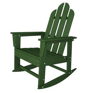Long Island Rocking Chair by POLYWOOD®