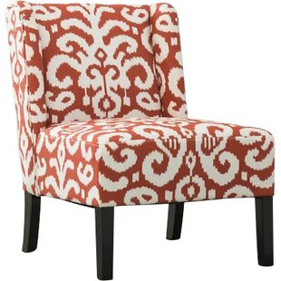 Dougherty Slipper Chair by World Menagerie