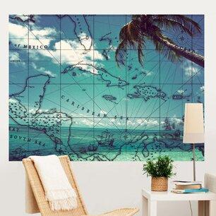 Pirate Beach Wall Mural AllModern