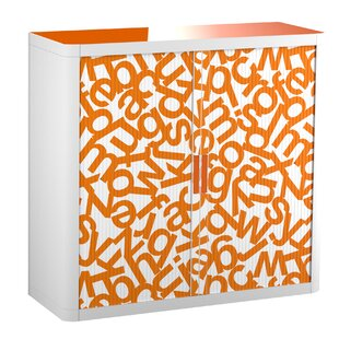 Paperflow EasyOffice 2 Door Accent Cabinet