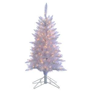 modern christmas trees allmodern - White Christmas Tree With Lights