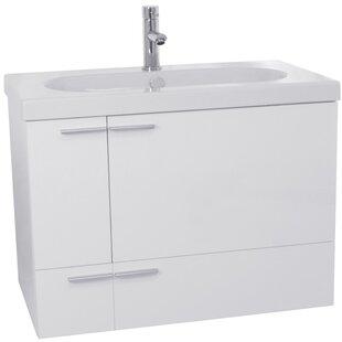 New Space 31 Single Bathroom Vanity Set by Nameeks Vanities