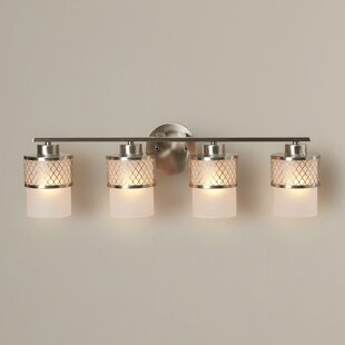 Buying Lofton 4-Light Vanity Light By Darby Home Co