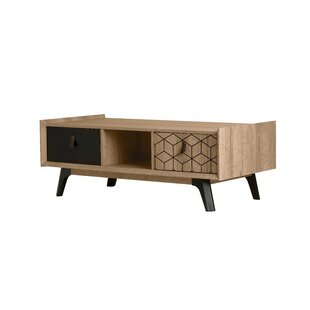 Lesslie Coffee Table With Storage By Bloomsbury Market