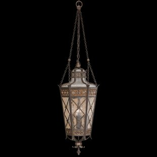 Look for Chateau Outdoor Hanging Lantern By Fine Art Lamps