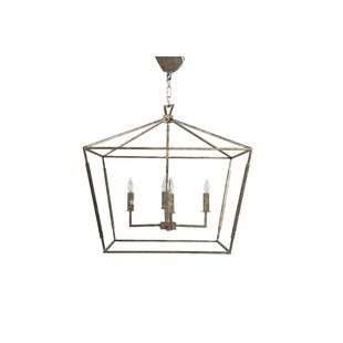 Gabby Amelia 4-Light Foyer Pendant