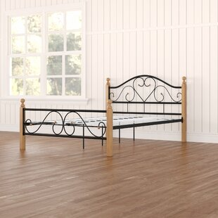 Evansville Bed Frame By Marlow Home Co.