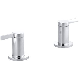 Kohler Stillness Deck- or Wall-Mount High..