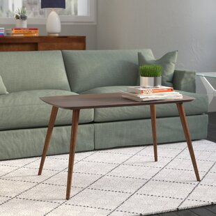 Rockwell Solid Wood Extendable Coffee Table By Langley Street™
