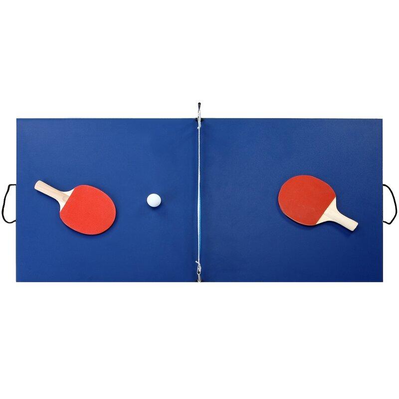 Drop Shot Portable Table Tennis Set  sc 1 st  AllModern & Drop Shot Portable Table Tennis Set \u0026 Reviews   AllModern
