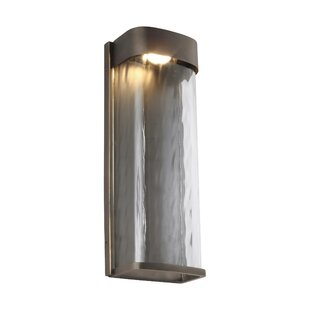 Coleford 1-Light Outdoor Flush Mount