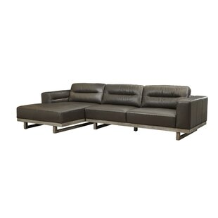 Ethelinde Sectional by 17 Stories
