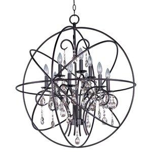 Alden 9-Light Candle-Style Chandelier