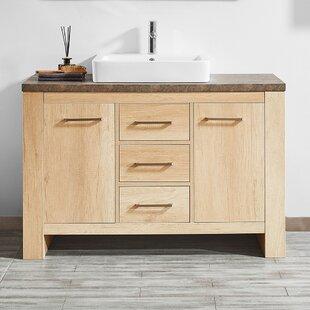 Kemp 48 Single Bathroom Vanity Set by Union Rustic