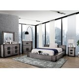 Rudden Queen 4 Piece Bedroom Set by Loon Peak