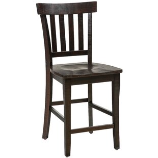 Theresa 24 Bar Stool (Set of 2) Red Barrel Studio