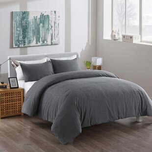 Spector Washed Cotton Duvet Cover Set