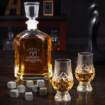 Nachtmann Noblesse Whisky Set Set Of 4 Wayfair