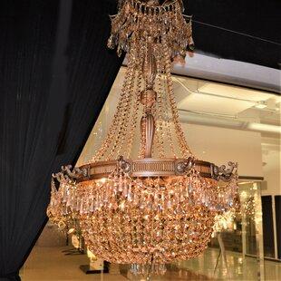 Astoria Grand Reimer 10-Light Chandelier