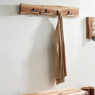 Bexton Wall Mounted Coat Rack By Alpen Home