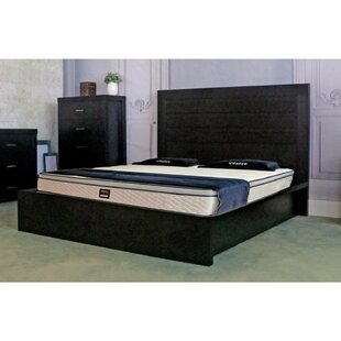 Busch Space Efficient Queen Panel Bed by Foundry Select