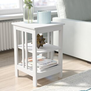 Minerva End Table with Storage