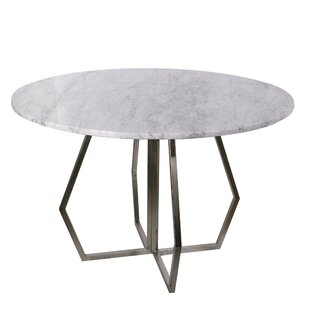 Millis Marble End Table