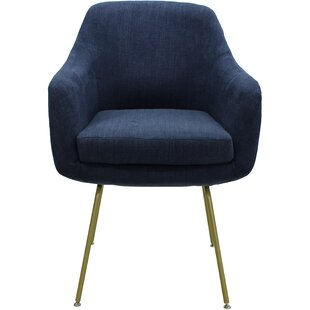 Courtney Upholstered Dining Chair by Langley Street Best Design