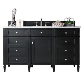 Brittany 59 Single Bathroom Vanity Base by James Martin Furniture