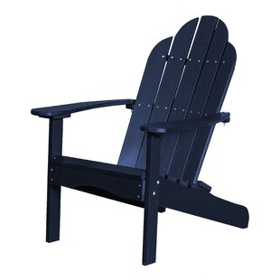 Laurel Foundry Modern Farmhouse Sawyerville Plastic Adirondack Chair